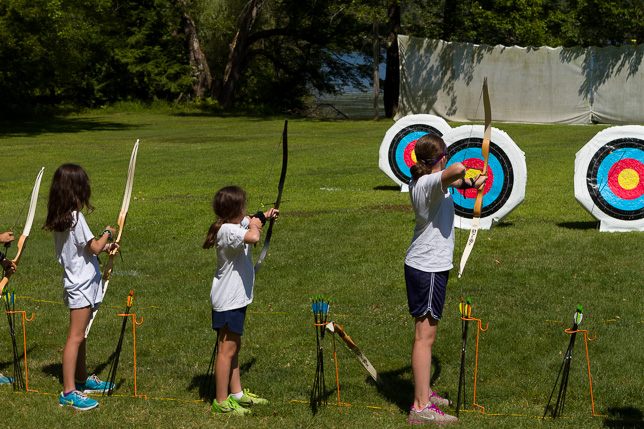 High Point Lacrosse >> Looking for Archery Camp? Consider Point O'Pines Camp for Girls