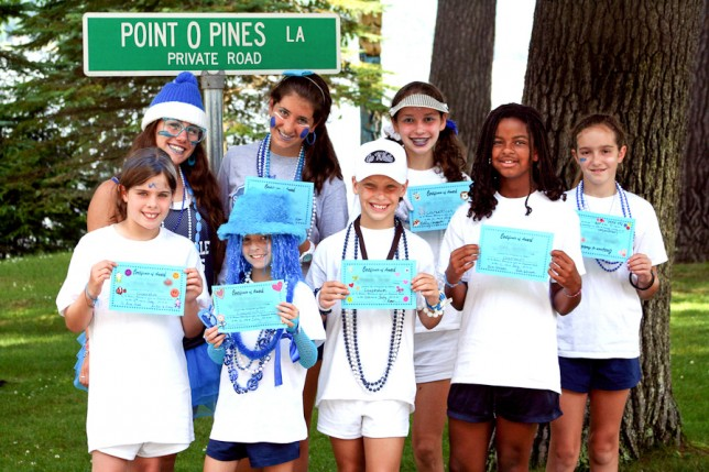 2010 Campers of the Week - Cooperation