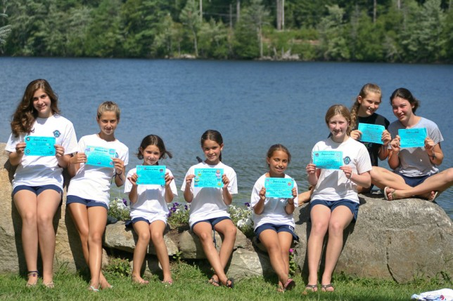 2010 Campers of the Week - Citizenship