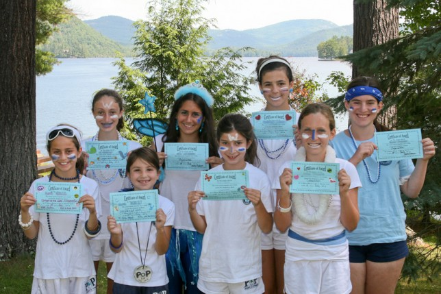 Cooperation 2011 Campers of the Week