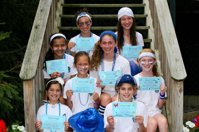 Positive Attitude 2011 Campers of the Week