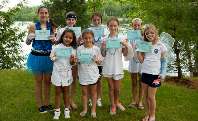 2012 Campers of the Week - Friendliness