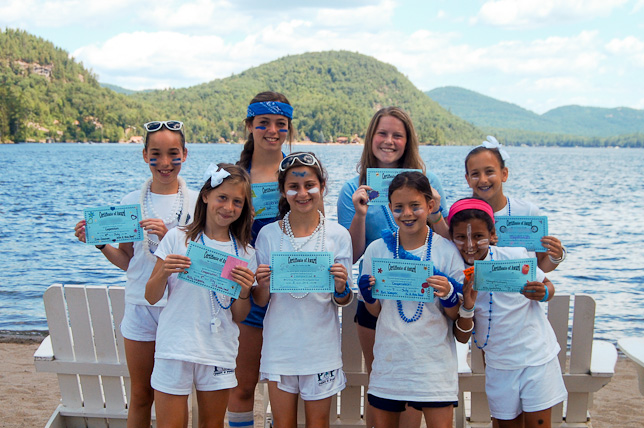 Cooperation 2012 Campers of the Week