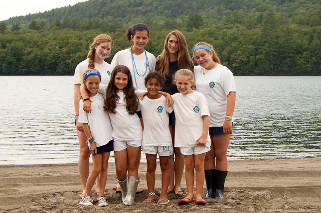 Positive Attitude 2012 Campers of the Week