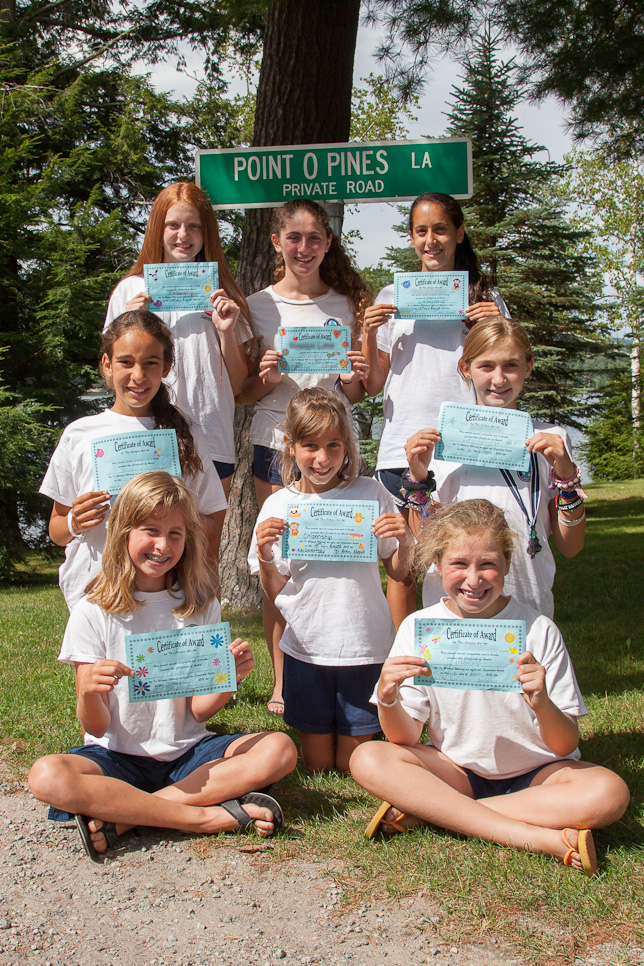Citizenship 2012 Campers of the Week