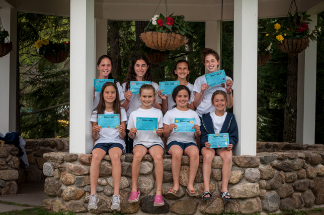 Positive Attitude 2013 Campers of the Week