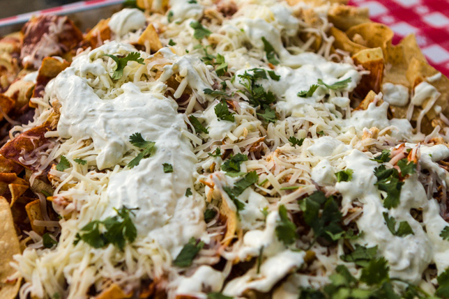 Spicy Pollo Chilaquiles