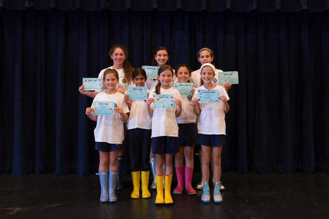 Citizenship 2014 Campers of the Week