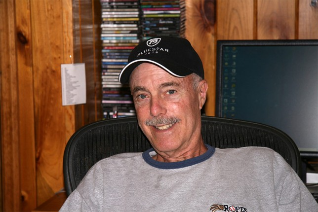Director Jim Himoff of Point O'Pines in northern New York