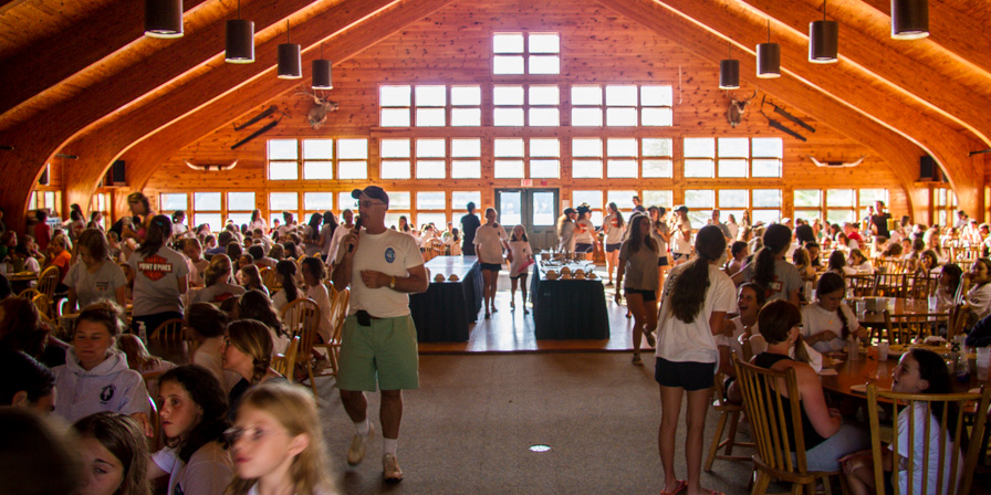 Camp Dining Hall