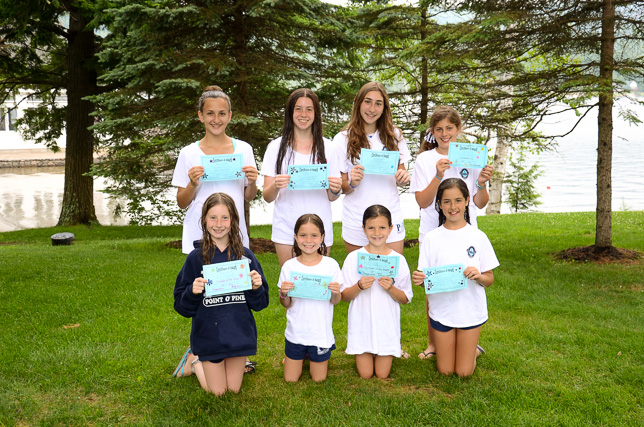 Cooperation 2014 Campers of the Week