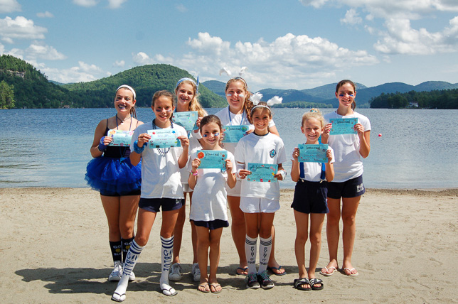 Camp Spirit 2014 Campers of the Week