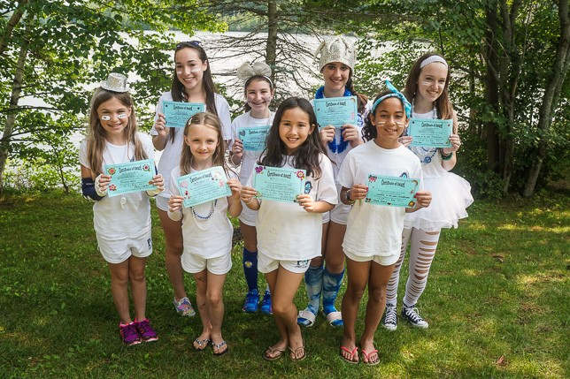 Friendliness 2015 Campers of the Week