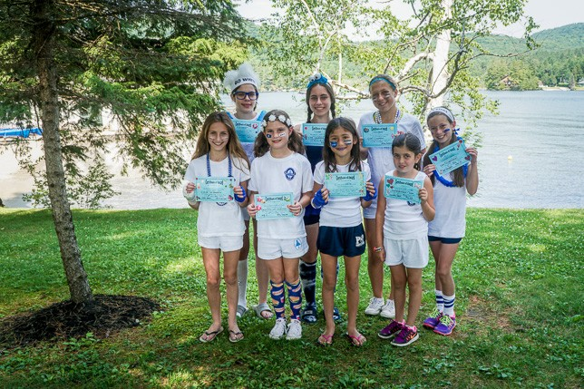 Cooperation 2015 Campers of the Week