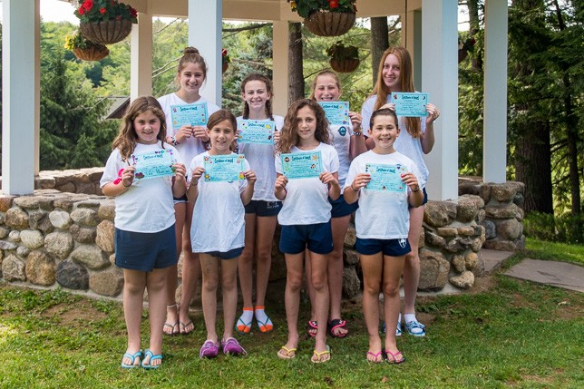 Camp Spirit 2015 Campers of the Week