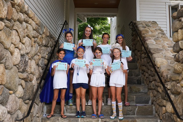 Honesty & Integrity 2015 Campers of the Week
