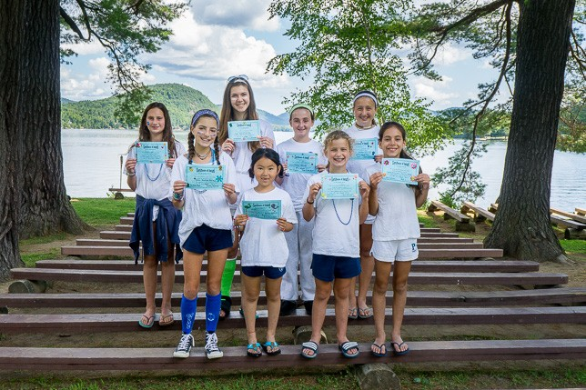 Positive Attitude 2015 Campers of the Week