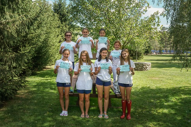 Citizenship 2015 Campers of the Week