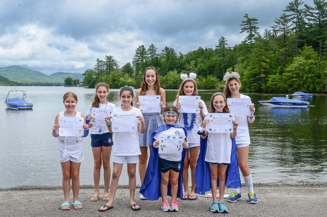 Cooperation 2016 Campers of the Week