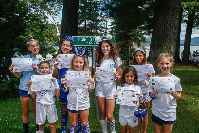 Camp Spirit 2016 Campers of the Week