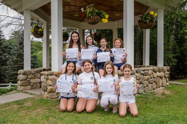 Honesty & Integrity 2016 Campers of the Week