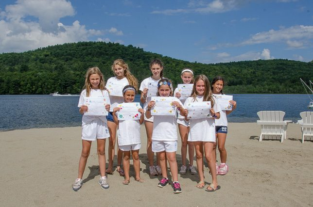 Positive Attitude 2016 Campers of the Week