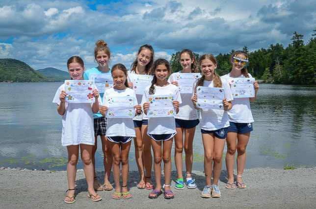 Citizenship 2016 Campers of the Week