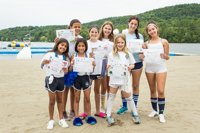 Generosity 2017 Campers of the Week