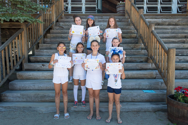 Honesty & Integrity 2017 Campers of the Week