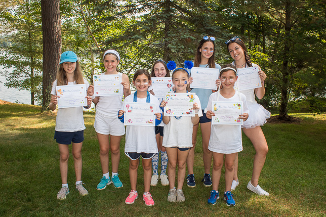Community Spirit 2018 Campers of the Week