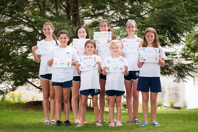 Citizenship 2018 Campers of the Week