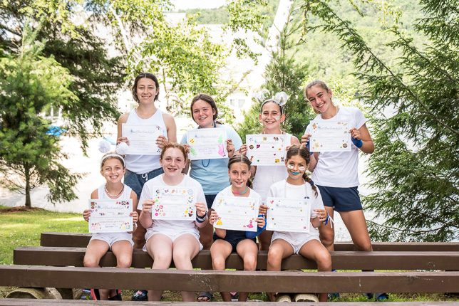 Positive Attitude 2019 Campers of the Week
