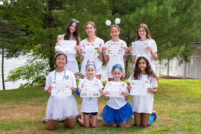 Courage 2019 Campers of the Week