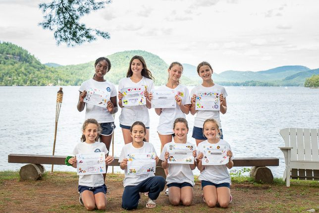 Citizenship 2019 Campers of the Week