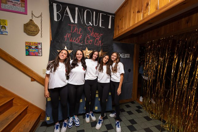Welcome to Banquet 2019.
