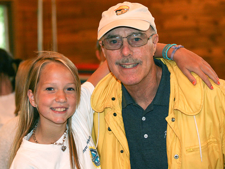 Jim Himoff, Director of Point O'Pines Camp For Girls