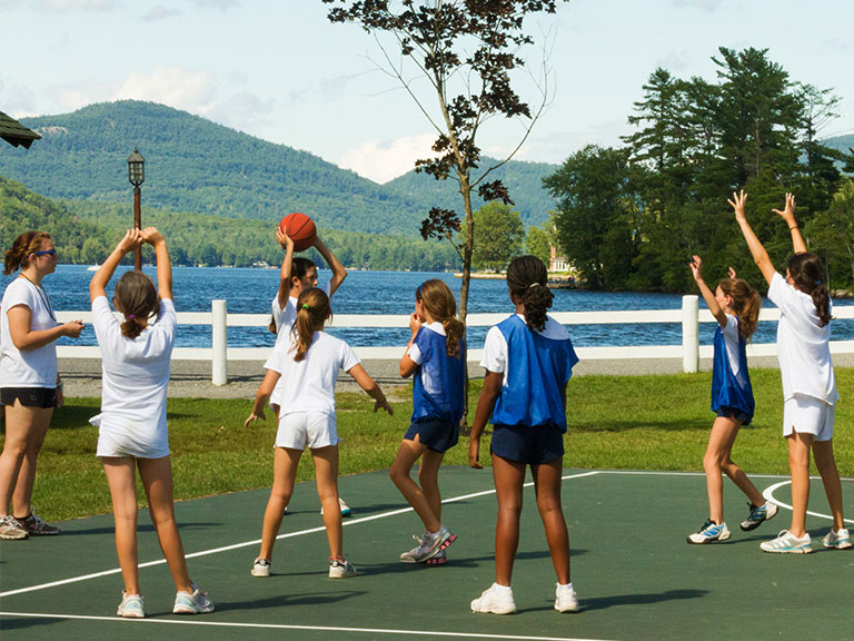 basketball camp in new york