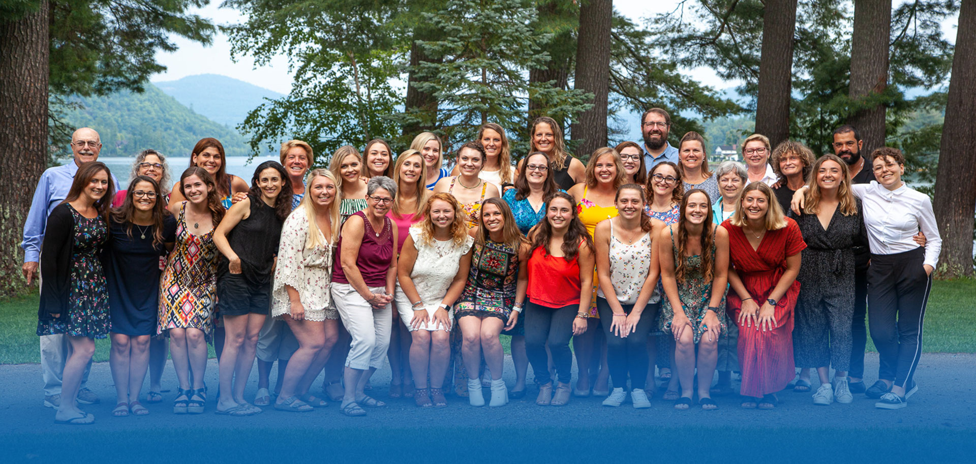 Point O'Pines summer camp directors and leadership