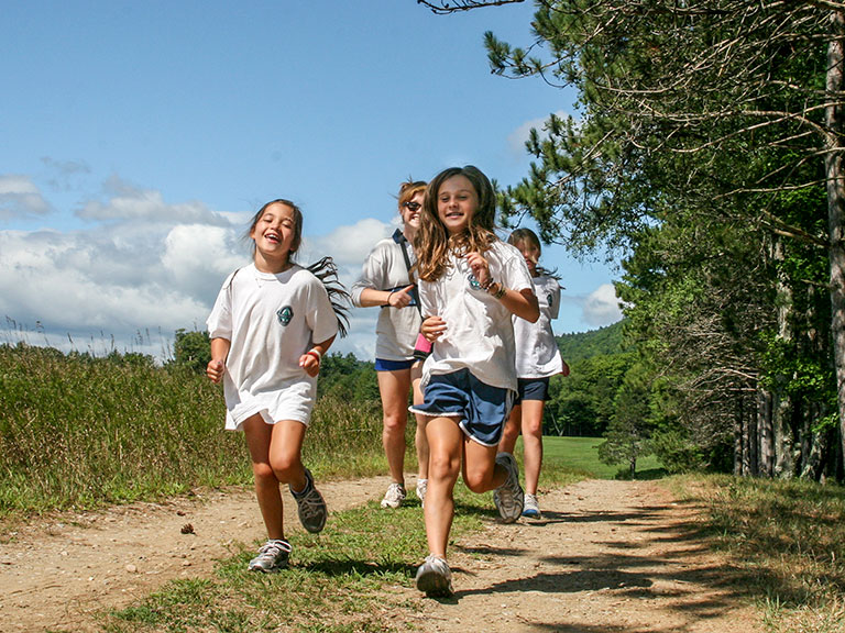 adventure fitness at summer camp
