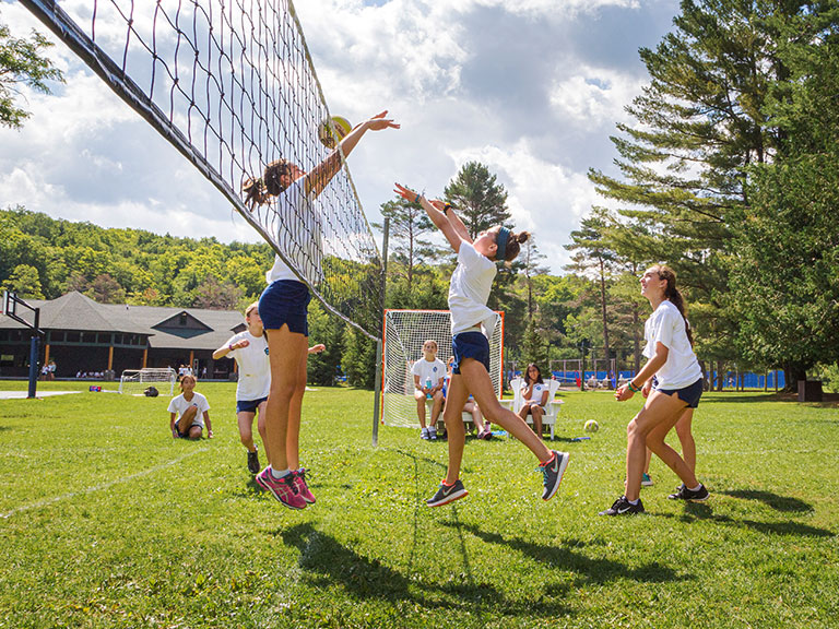 Volleyball camp in NY